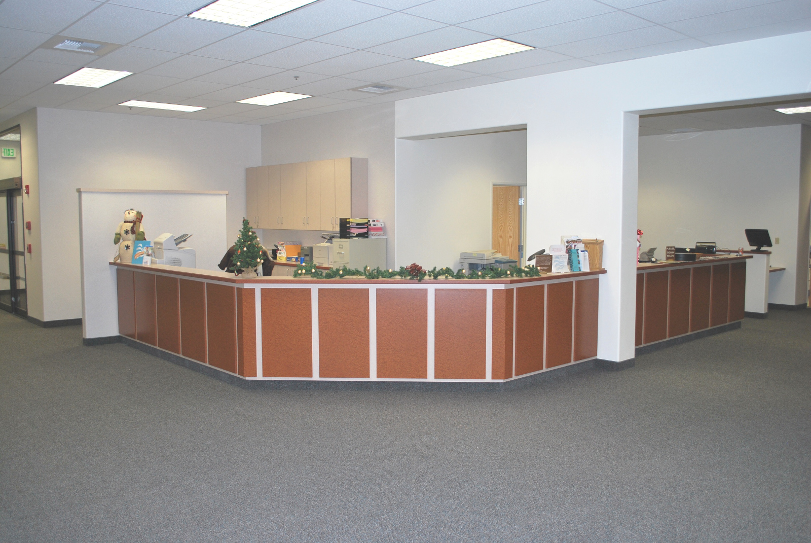 is your office lobby costing you a list candidates poly
