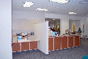 Reception showing ADA Counter